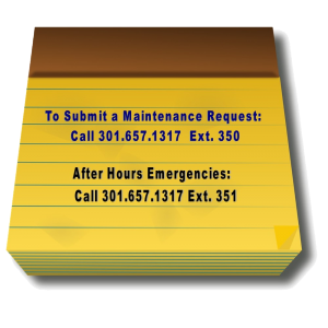 Maintenance Phone Numbers